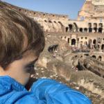 Il Colosseo a misura di bambino con Tikidoo