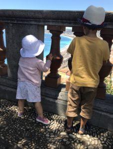 Nizza con bambini