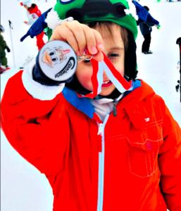 Vacanze sulla neve con bambini