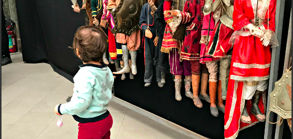 Palermo con bambini: 2 giorni nella città splendida e decadente