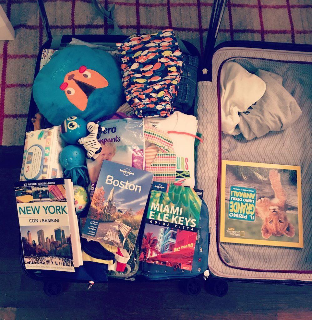 bagagli di famiglia