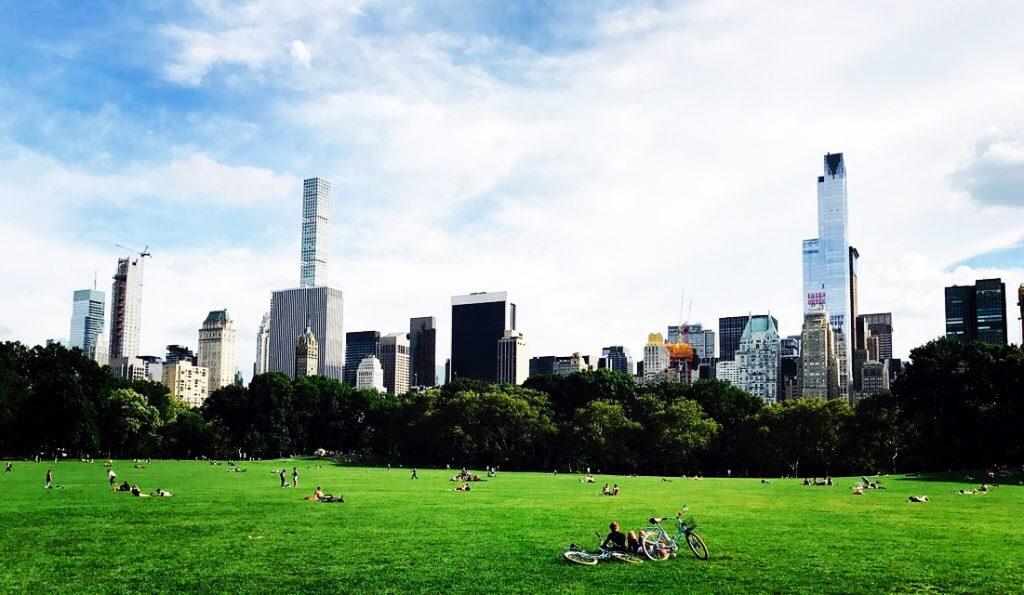 New york con bambini piccoli - central park